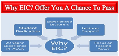 EIC offer you a chance to Pass